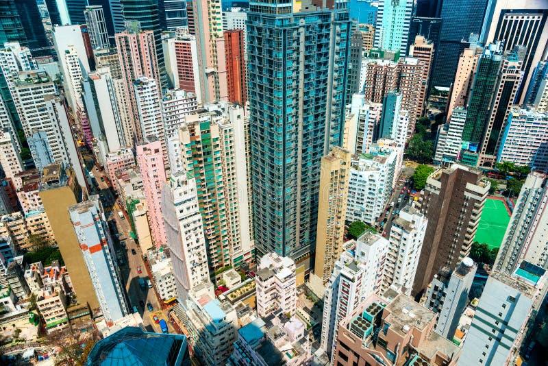 Гонконг. стоковое фото