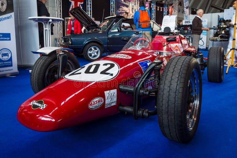 Гоночный автомобиль 1965-1973 Vee формулы стоковые фото