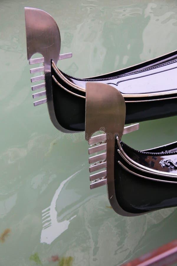 гондолы стоковое фото rf