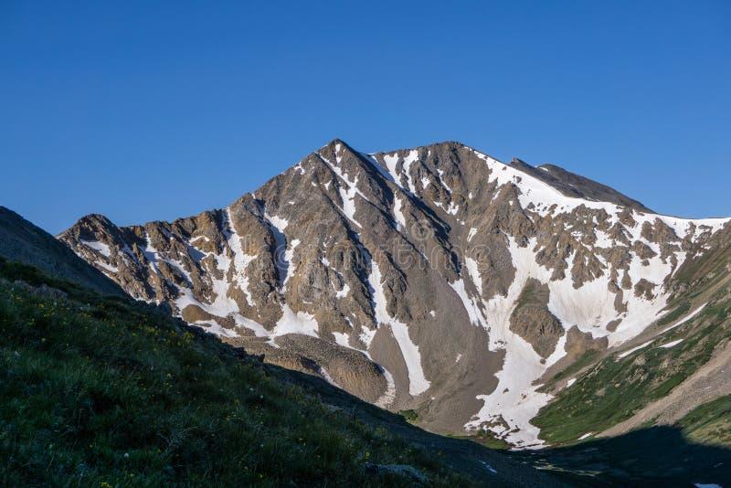 Гора Колорадо стоковые фотографии rf