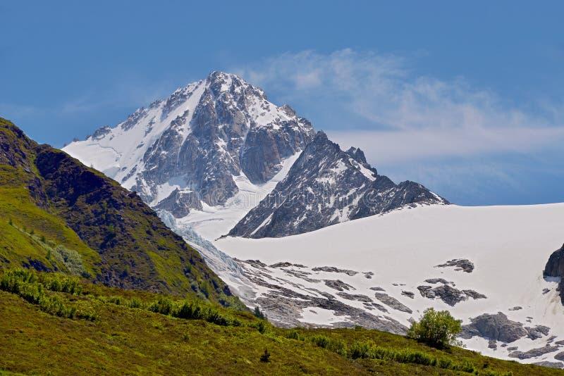 Гора на Charamillon стоковое фото rf