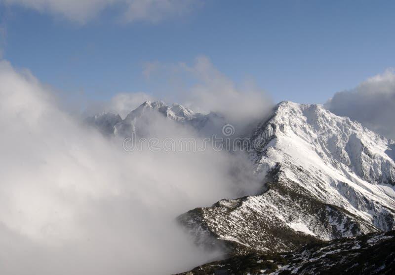 гора нефрита 3 стоковое фото