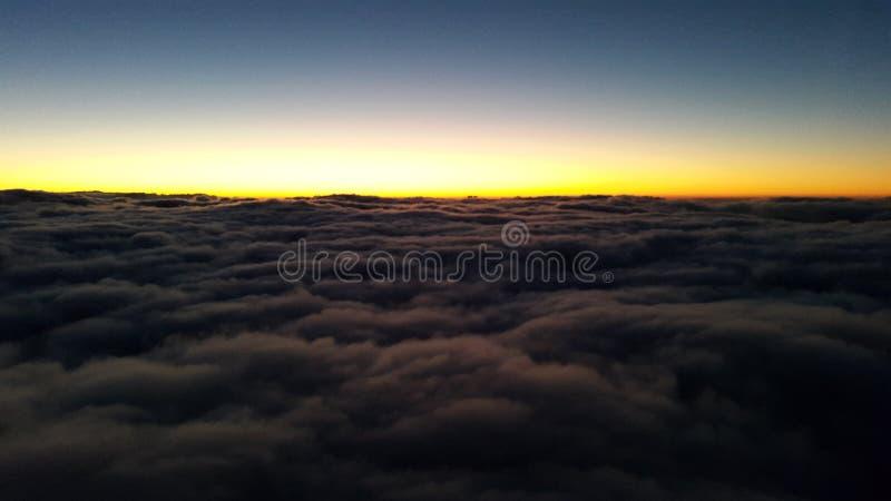 Гора Синай, рассвет стоковые фотографии rf