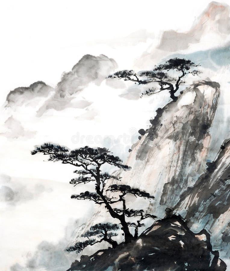 гора скалы бесплатная иллюстрация