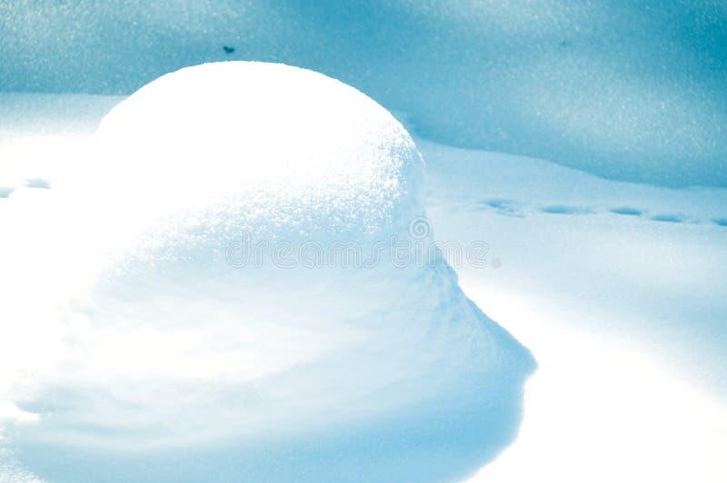 гора снежная стоковые изображения