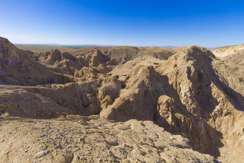 Гора соли каменная стоковая фотография
