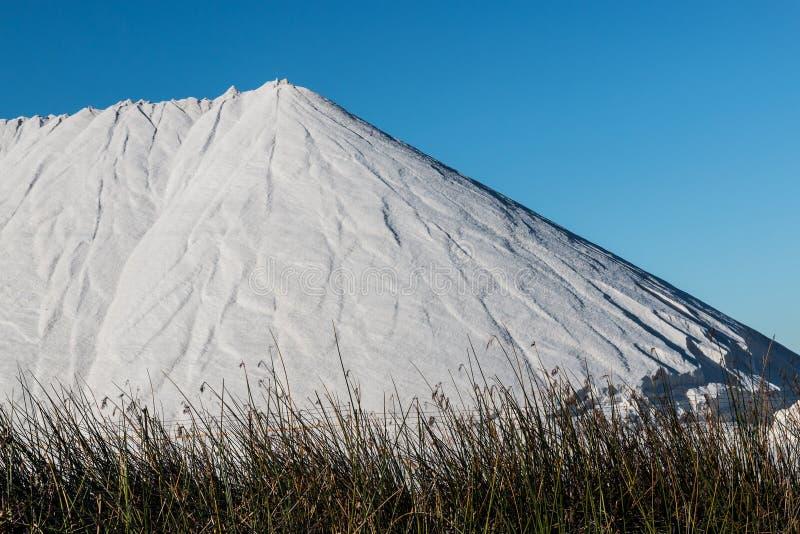 Гора соли, Chula Vista, Калифорнии стоковое изображение rf