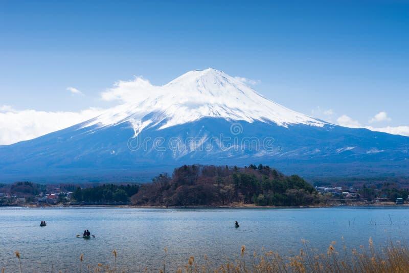 Гора Фудзи, Япония стоковая фотография rf