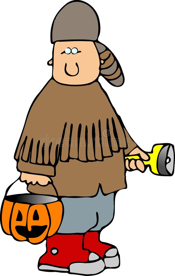 гора человека costume бесплатная иллюстрация