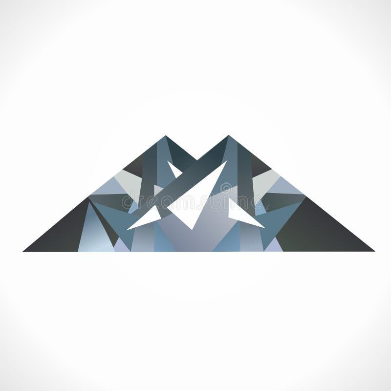 Гора бесплатная иллюстрация