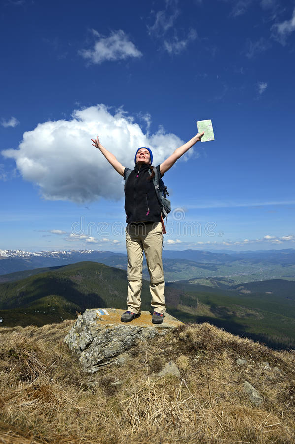 Download Гора стоковое фото. изображение насчитывающей ландшафт - 40583206