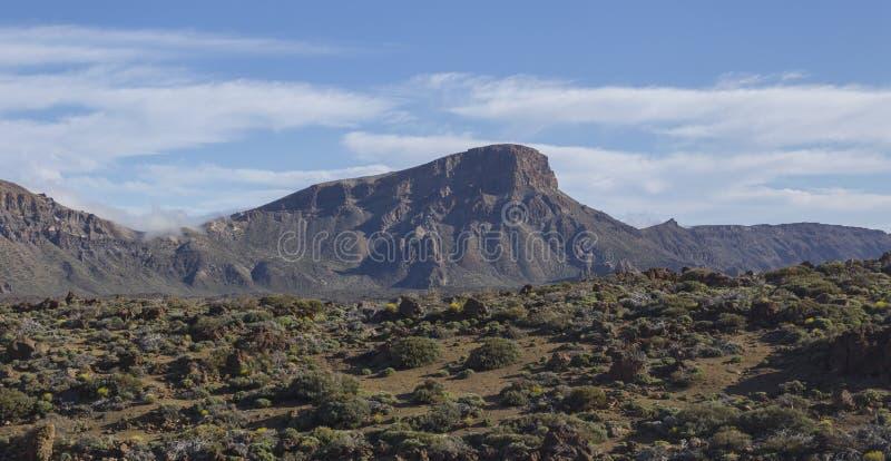 Гора Anaga в Тенерифе, Испании, Европе стоковые фото