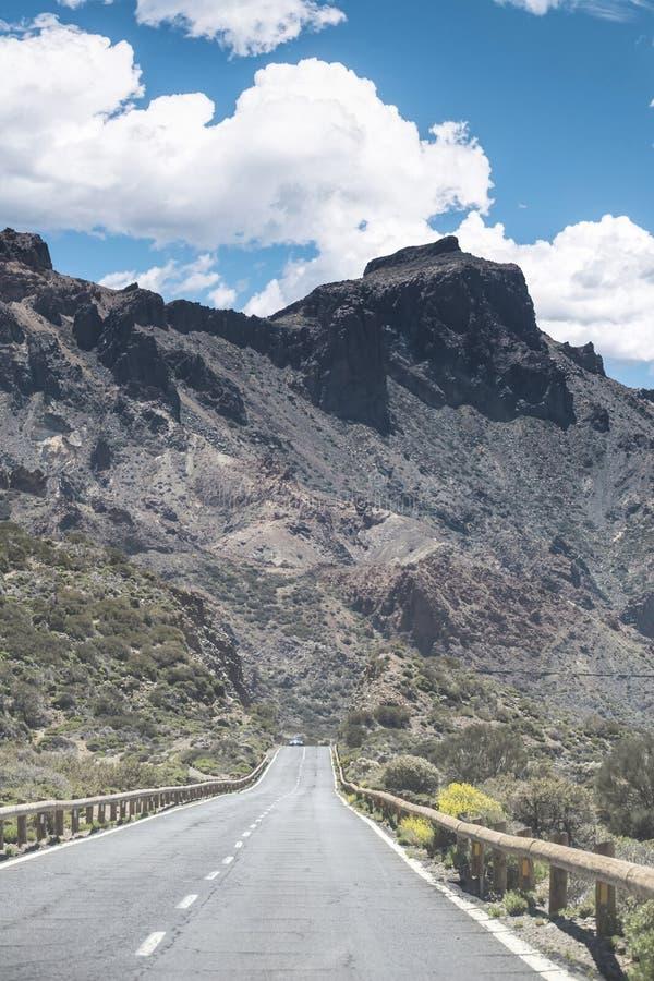 Гора Anaga в Тенерифе, Испании, Европе стоковое фото rf