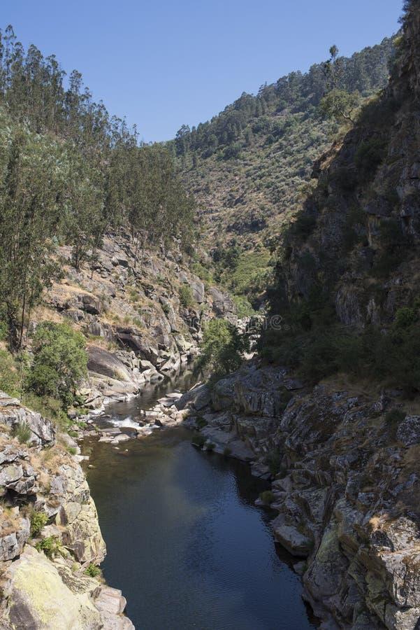 Гора Arouca стоковые фото
