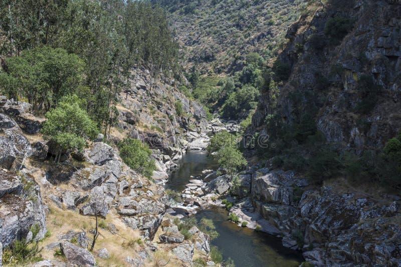 Гора Arouca стоковые изображения rf