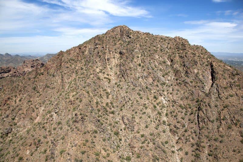 Гора Camelback стоковые фотографии rf