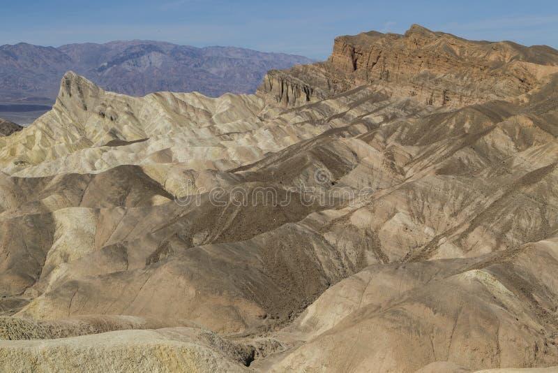 Гора Death Valley стоковая фотография