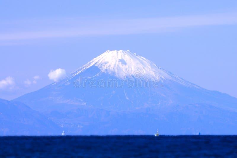 гора fuji стоковое изображение rf
