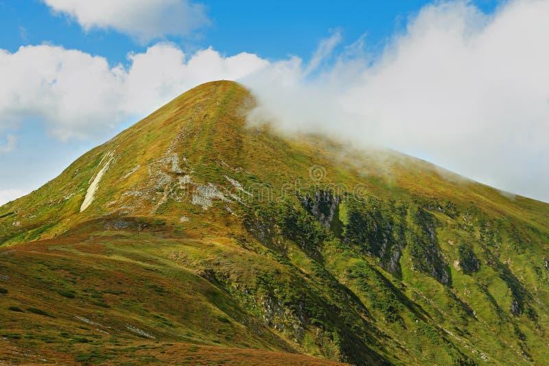Гора Goverla стоковые фото