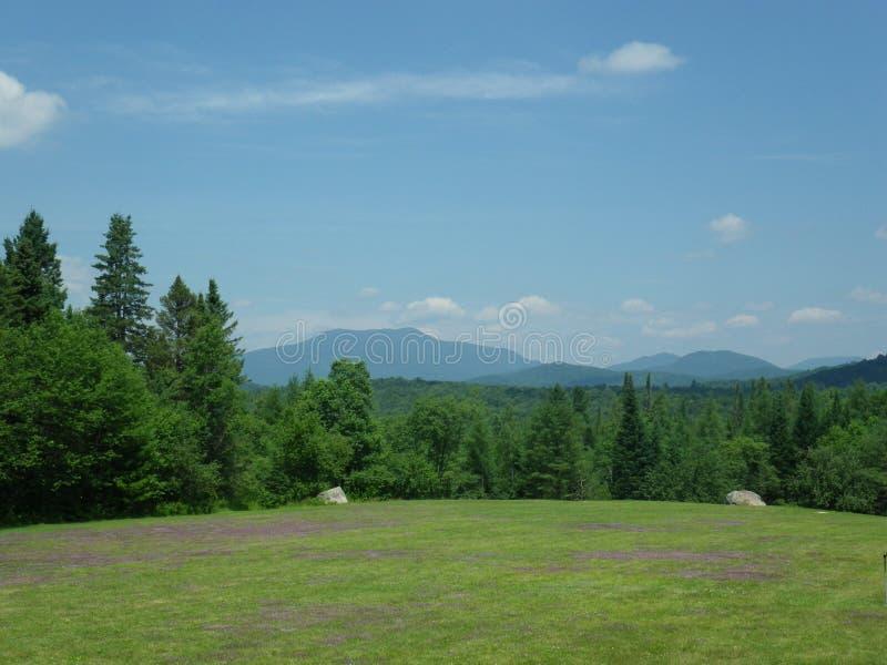 Гора Meaow стоковая фотография rf
