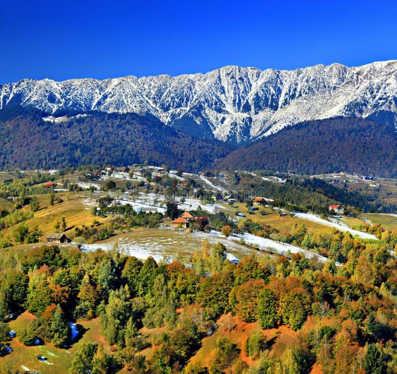 Гора Piatra Craiului стоковые фотографии rf