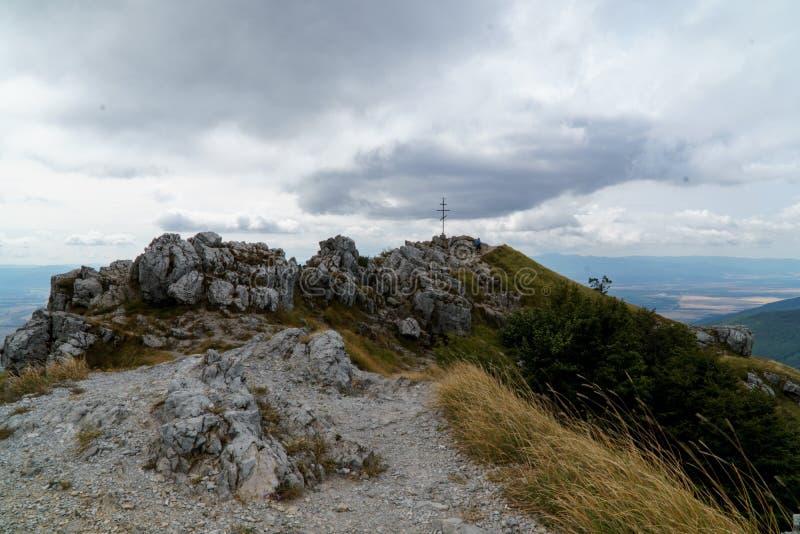 Гора Pirin стоковое фото rf