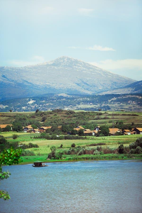 Гора Rtanj стоковое изображение rf