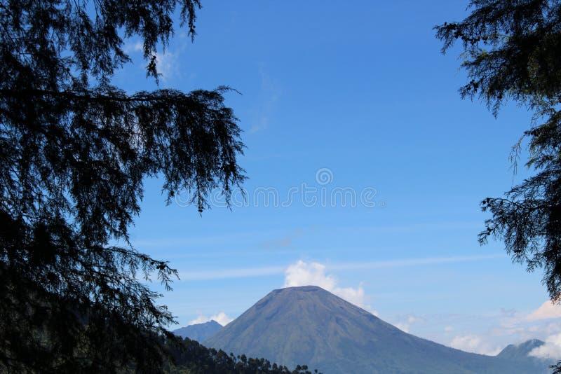 Гора Sindoro стоковая фотография rf