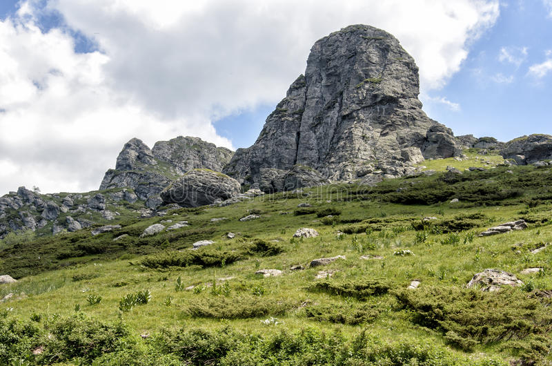 Гора Stara Planina стоковые изображения