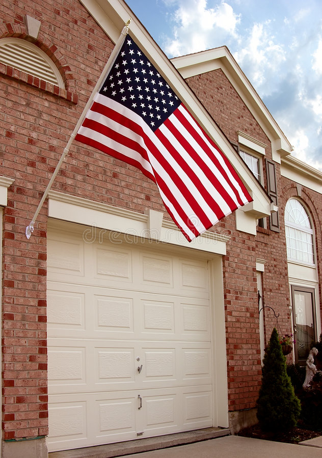 гордость патриотизма 3 стоковое фото rf