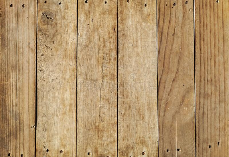 Горизонтальная текстура Брайна деревянной предпосылки зерна стоковые изображения rf