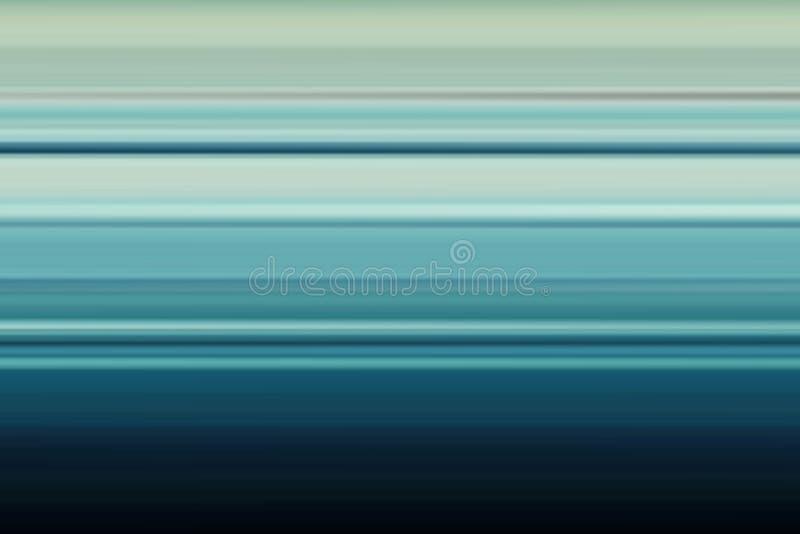 Горизонтальные прямые предпосылка ¡ Ð olorful абстрактные яркие, текстура в свете - голубых тонах иллюстрация штока