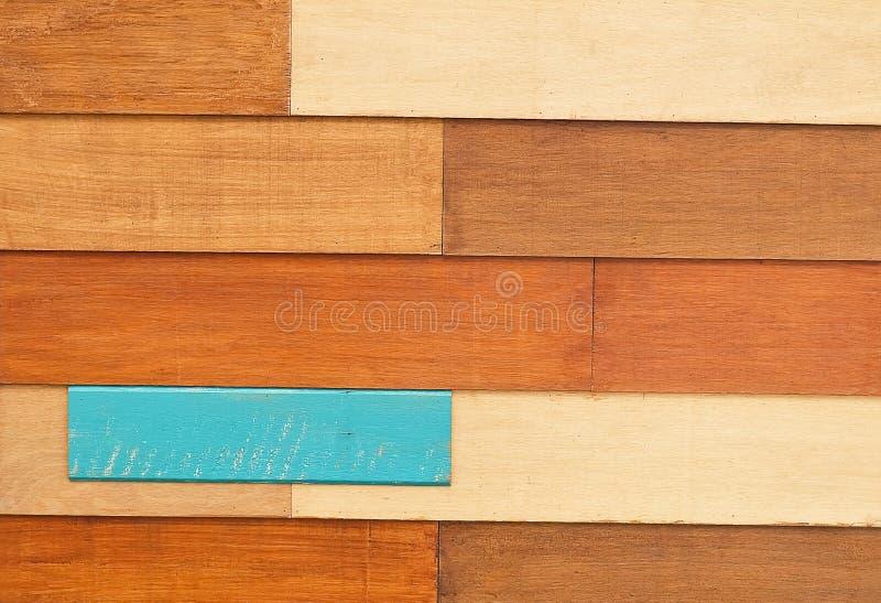 Горизонтальная русая текстура деревянной предпосылки зерна стоковое изображение