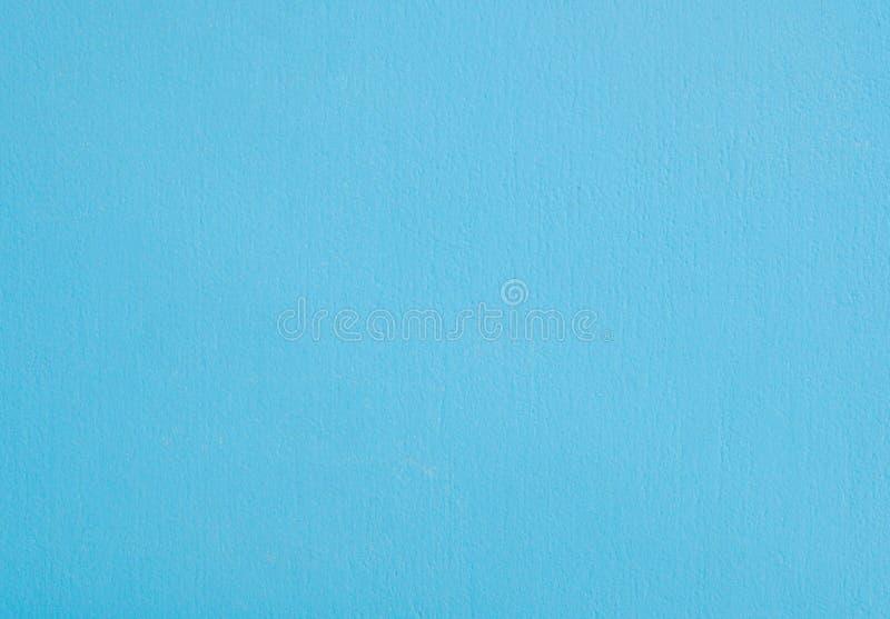 Горизонтальная текстура голубой предпосылки стены штукатурки стоковые фото