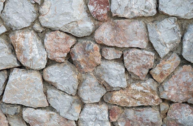 Горизонтальная текстура несимметричной кирпичной стены стоковые фото