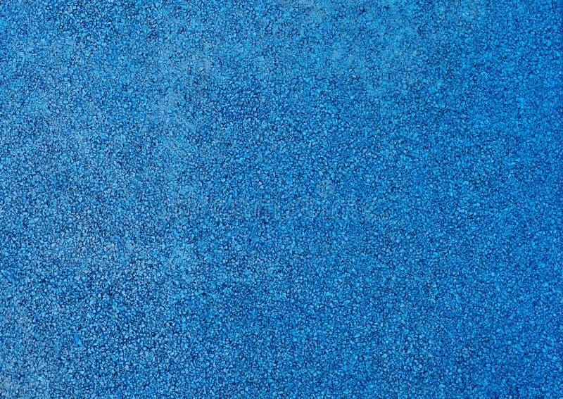 Горизонтальная текстура света - голубой предпосылки текстуры пола гудронированного шоссе стоковое изображение