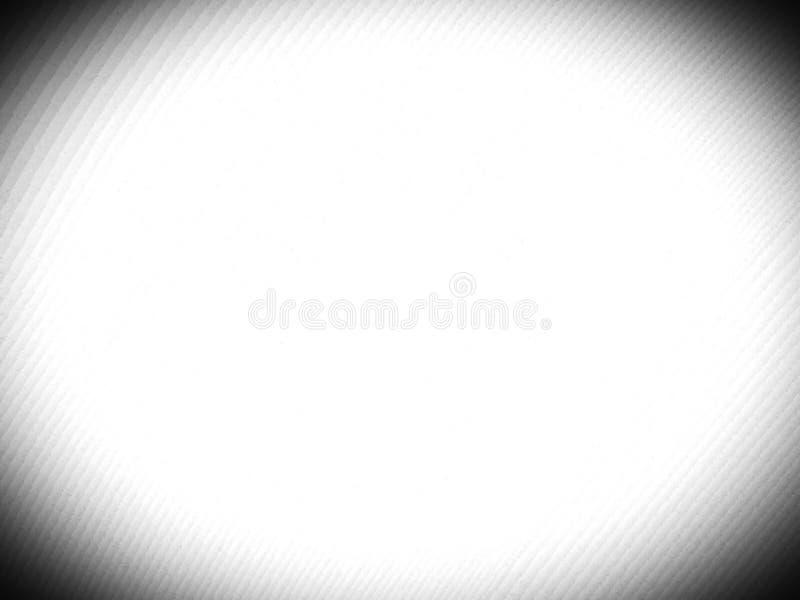 Горизонтальная черно-белая предпосылка bokeh виньетки стоковые фото