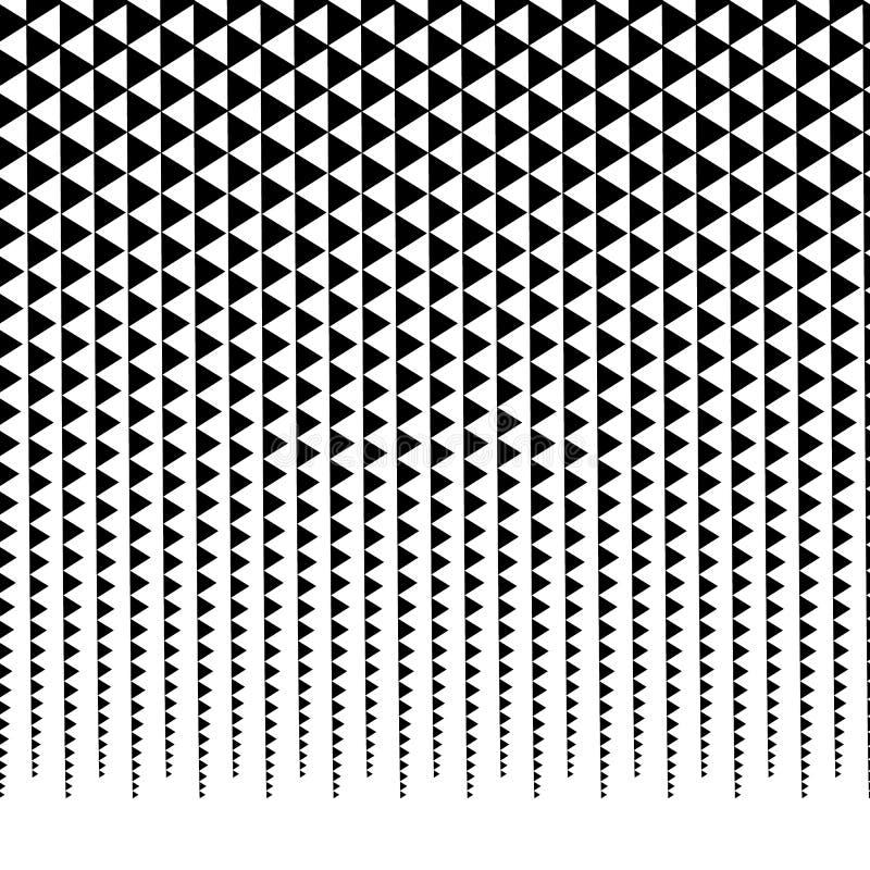 Download Горизонтально Repeatable предпосылка/картина полутонового изображения увядая для Иллюстрация вектора - иллюстрации насчитывающей декоративно, печать: 81801553