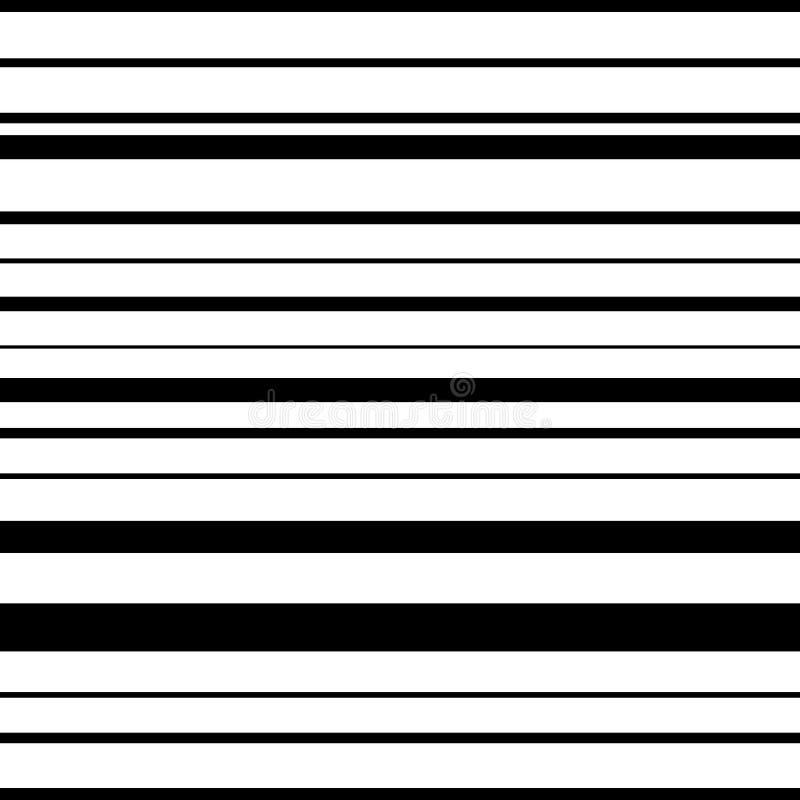 Download Горизонтальные прямые параллельные линии Абстрактное Monochrome безшовное Иллюстрация вектора - иллюстрации насчитывающей свободно, lineal: 81800766