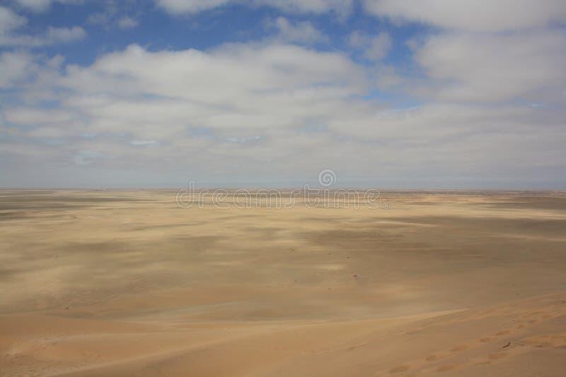 Горизонты пустыни стоковые изображения