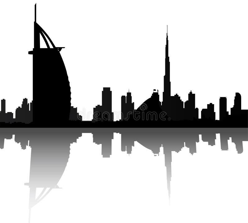 горизонт Дубай