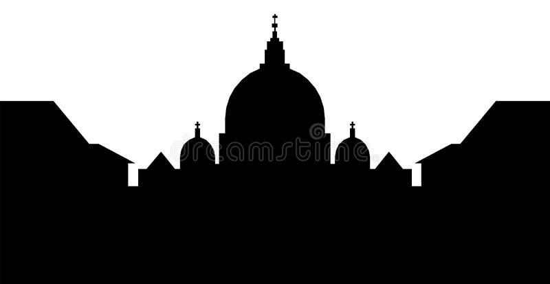 Download Горизонт Рим иллюстрация вектора. иллюстрации насчитывающей колизей - 40586755