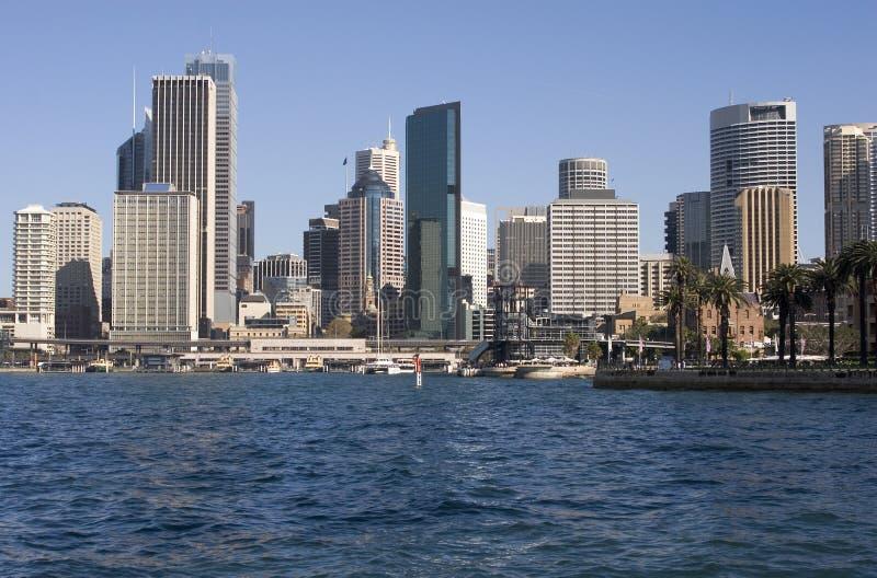 горизонт Сидней стоковые изображения