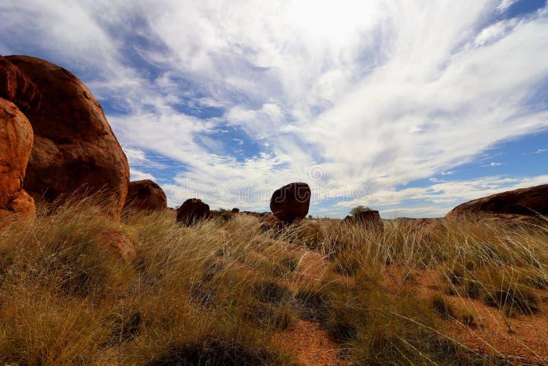 Горная порода в Австралии стоковые изображения rf