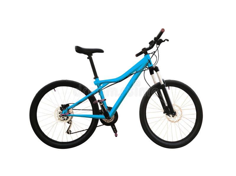 Горный велосипед с тарельчатыми тормозами стоковые изображения