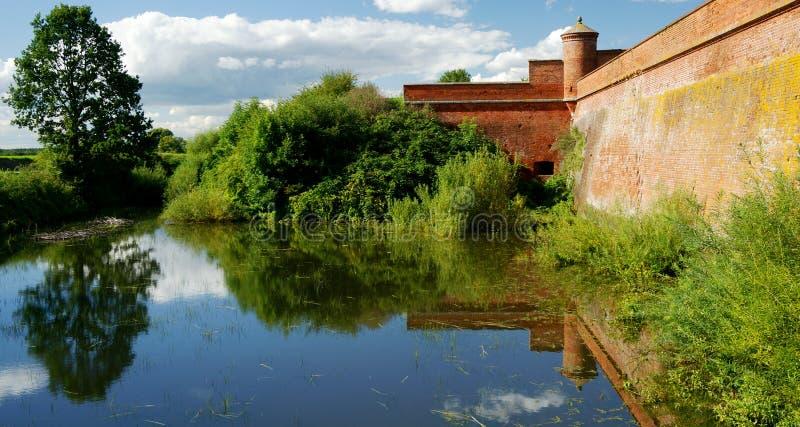 городище doemitz стоковое фото rf