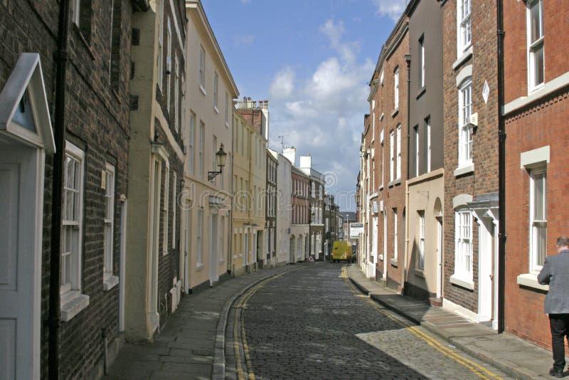 городок 2006 разбивочный chester стоковые изображения