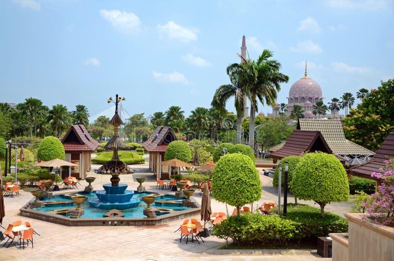 Городок Putrajaya стоковые фото