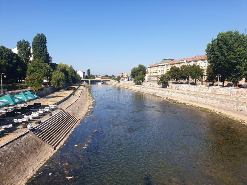 Городской город Нис, Сербия стоковое фото