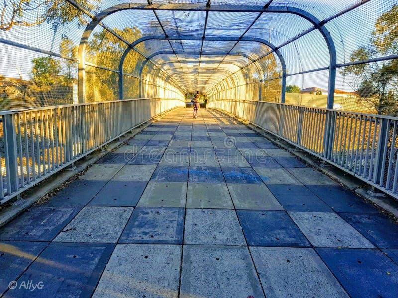 Городской мечтать моста стоковые изображения